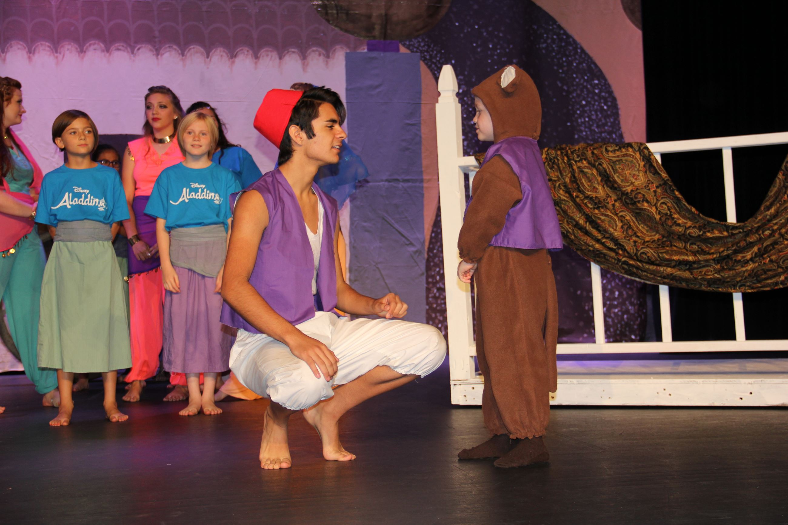 Junior Theater - Aladdin and Abu